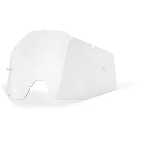 100% Replacement Lentes, orange-clear